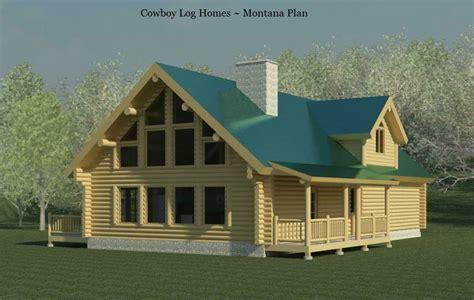 montana floor plans montana floor plan 2 056 sq ft cowboy log homes