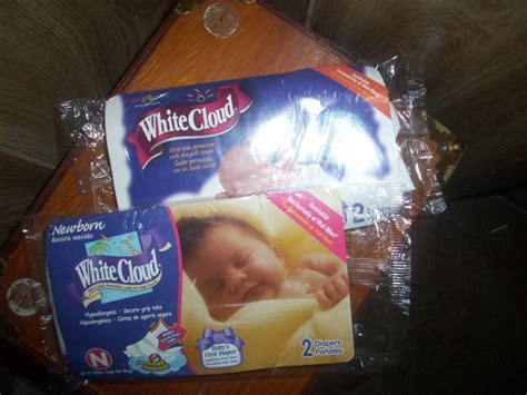 Gluta White New Packaging 100000 Original Must Itemm Free 4 Brand New Newborn Size Diapers White Cloud In