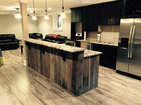 barnwood archives atlanta specialty woods rustic kitchen island with extra good looking accompaniment