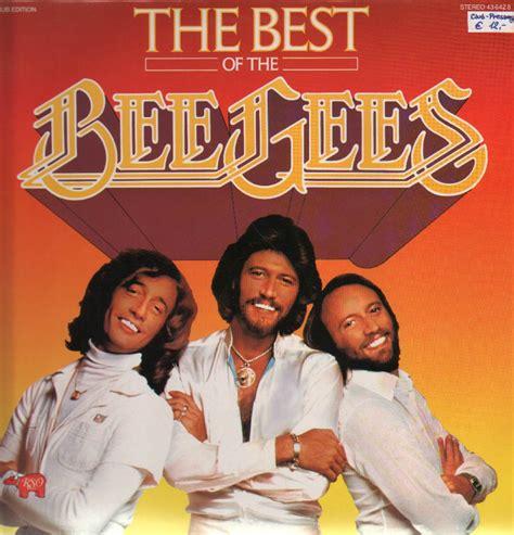 bee gees the best the best of bee gees bee gees lp rso