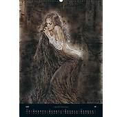 Luis Royo Prohibited Book Wandkalender 2014 DIN A3 Hoch