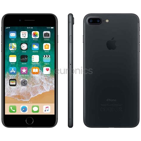 smartphone iphone 7 plus apple 128 gb mn4m2et a
