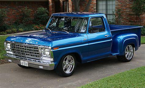 13027 Blue Sml 1978 f100 blue