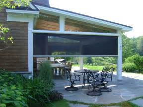 backyard screen screened in porch rainier shade