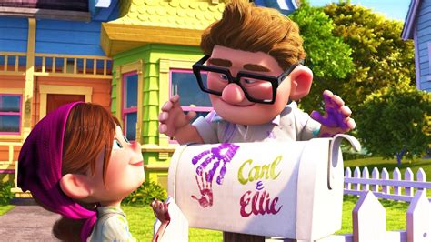 imagenes abuelos up up carl y ellie buscar con google love pinterest