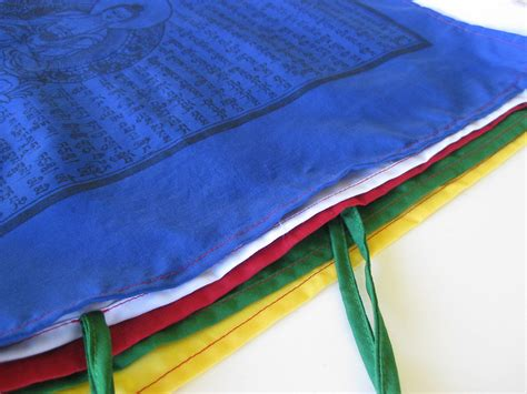 high quality cotton vertical tibetan prayer flags high quality cotton
