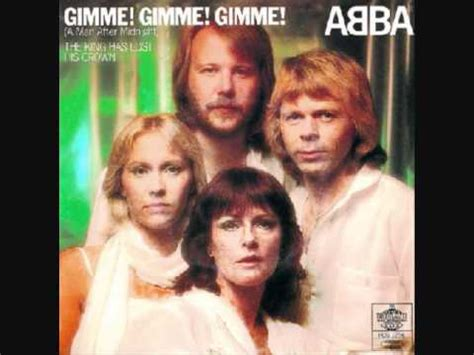 To Is To Give Gimme Gimme abba gimme gimme gimme extended mix