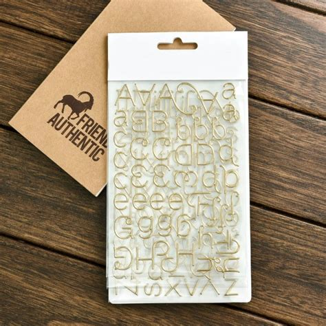 D Stickers For Card Making - alphabet 3d die cut self adhesive stickers for scrapbooking card making journaling project diy