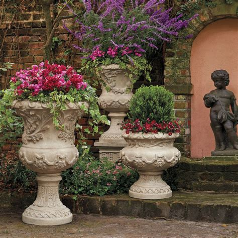 Provence Planters by Provence Urn Traditional Indoor Pots And Planters By
