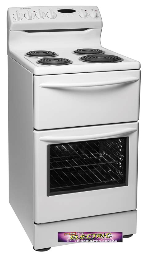 cooks kitchen appliances pak518w westinghouse electric upright stove the electric