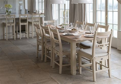 neptune chichester rectangular dining table dining room