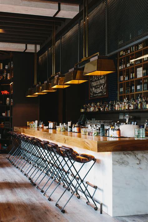 tips  turn  bar   modern industrial interior