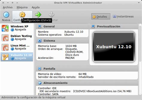 imagenes para virtual box integrar maquina virtual en una red local con virtualbox