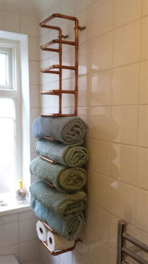 smart towel racks small bathrooms ideas bathroom holder