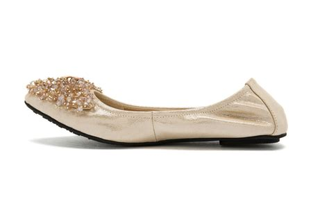 chic flat shoes 159 20 goldenrod chic flat pazzion