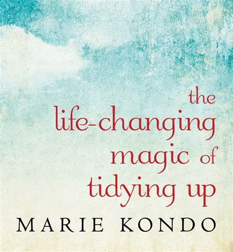 book review the life changing magic of tidying up