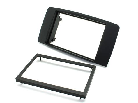 Frame Unit 2din Oem Mercedes Smart For Two install car stereo mounting kits for your car by metra for