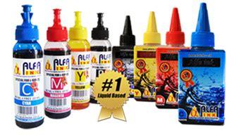 Tinta Alfa Ink 1st tinta printer liquid tinta printer terbaik