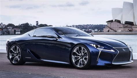 2017 lexus coupes lexus lc coupe coming to america in 2017