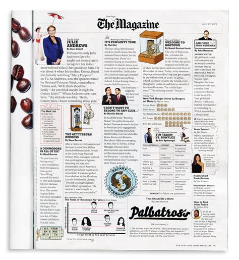 new york times magazine section new york times magazine spots paul windle