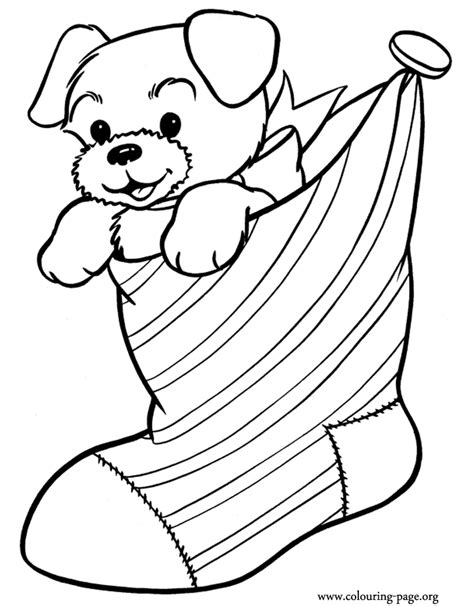 present coloring page printable christmas coloring pages printable coloring home