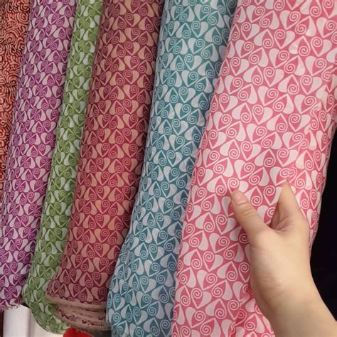 harga borong kain jenis chiffon harga kain shifon jualan borong kain cotton vietnam