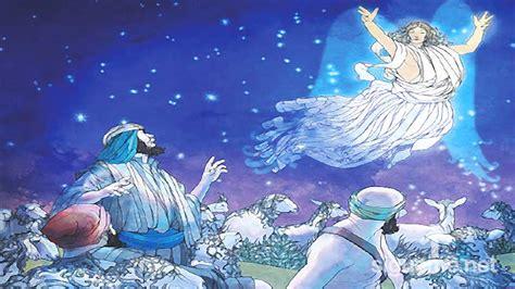 imagenes anuncio del nacimiento de jesus angel anuncia a los pastores el nacimiento de jes 250 s