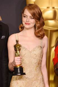 Vanity Nail Emma Stone Wins Best Actress At The 2017 Oscars