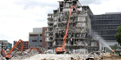 garage demolition cost m m demolition from demolishing entire estates to