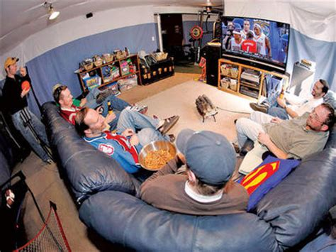 Sports Basement Shoes by Top Five Man Cave Necessities
