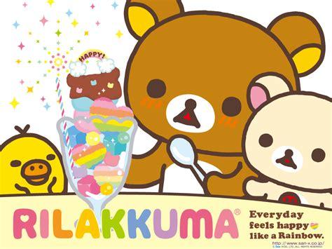 cute wallpaper rilakkuma rilakkuma shop free kawaii rilakkuma wallpaper from san x