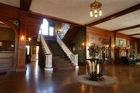 Stephen King House Interior by The Stanley Hotel Colorado