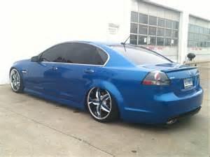 Pontiac G8 Blue Stryker Blue Pontiac G8 Gt Sale