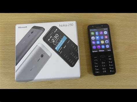 Nokia 216 By Complete Selular nokia 230 unboxing 4k