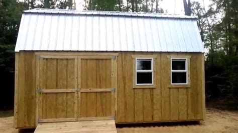 Sheds With Lofts Design by 12x20 Shed Plans With Loft Best Shed Plans