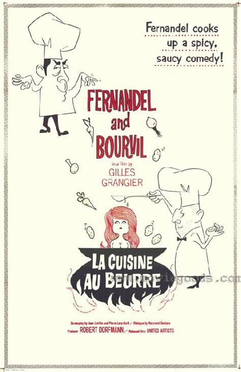 affiches cuisine affiche du la cuisine au beurre acheter affiche du