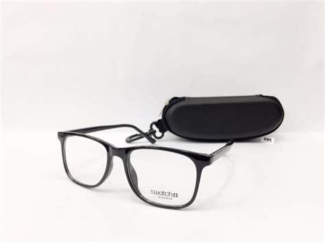 Md Kacamata frame kacamata swatch md 559 hitam pusat kacamata murah