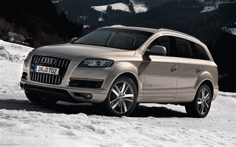 Audi Q7 2011 by Audi Q7 2011 Widescreen Car Wallpapers 02 Of 35