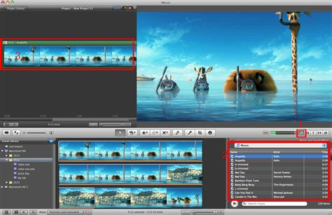 tutorial video imovie how to add background music to your project in imovie