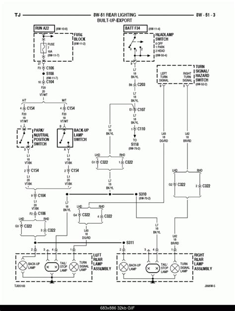 2010 jeep wrangler wiring diagram jeep wrangler wiring diagram wiring diagram and schematic diagram images