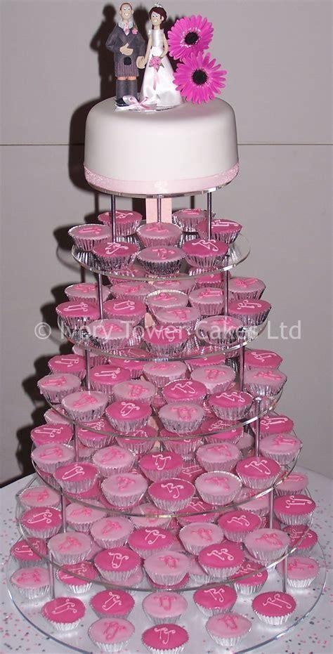 wedding cake ideas without fondant   wedding cupcakes