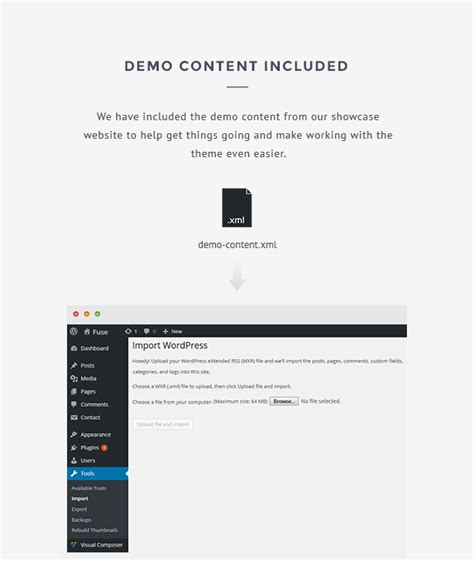 themeforest fuse fuse responsive business wordpress theme by europadns