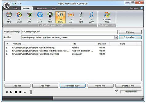 best free audio converter top 10 free audio converter software