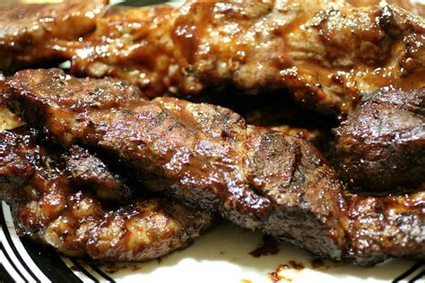 grilling boneless country style ribs grilled bbq country style ribs recipe