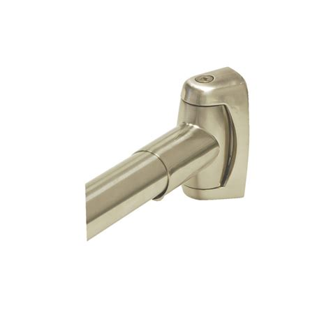 Curved Shower Rod Elegant Curved Shower Rod With Curved Bathroom Shower Rods Curved Shower
