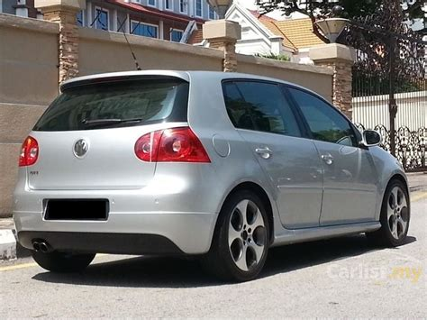 2008 Golf Gti by Volkswagen Golf Gti 2008 2 0 In Penang Automatic Silver