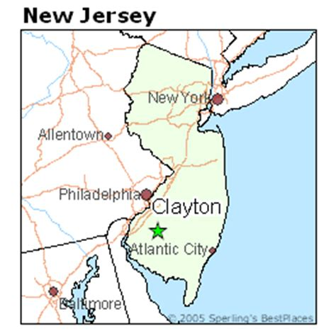 best places to live in clayton new jersey