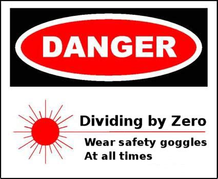 Divide By Zero Meme - never divide by zero ever math meme math pics math