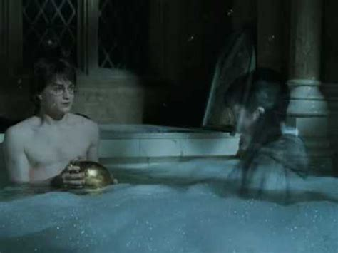 bathtub scenes harry potter bathtub scene youtube