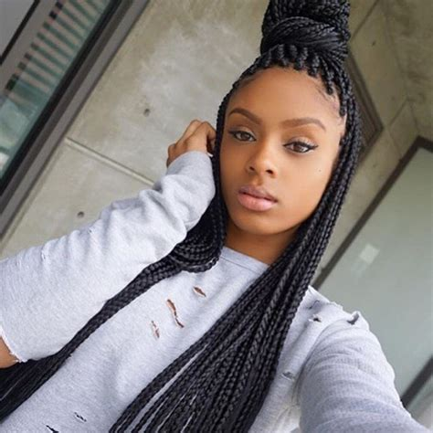 Black Hairstyles Braids 2016 by Box Braids Hairstyle Ideas Hairstylegalleries